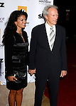 BEVERLY HILLS, CA. - October 27: Actor/Writer/Director Clint Eastwood and wife Dina Eastwood arrive at the 12th Annual Hollywood Film Festival Awards Gala at the Beverly Hilton Hotel on October 27, 2008 in Beverly Hills, California.