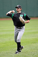 June 13th 2008:  Pitcher Derrick Conatser of the Dayton Dragons, Class-A affiliate of the Cincinnati Reds, during a game at Stanley Coveleski Regional Stadium in South Bend, IN.  Photo by:  Mike Janes/Four Seam Images