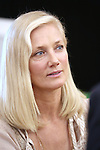 Joely Richardson attends the Meet & Greet for 'The Belle of Amherst' at the Shetler Studios on September 12, 2014 in New York City.