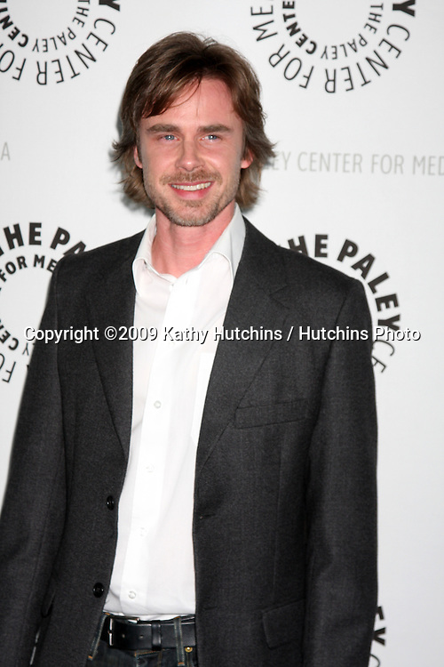 "Sam Trammell  arriving at the ""True Blood"" PaleyFest09 event on April 13 ,2009 at the ArcLight Theaters in Los Angeles, California..©2009 Kathy Hutchins / Hutchins Photo....                ."
