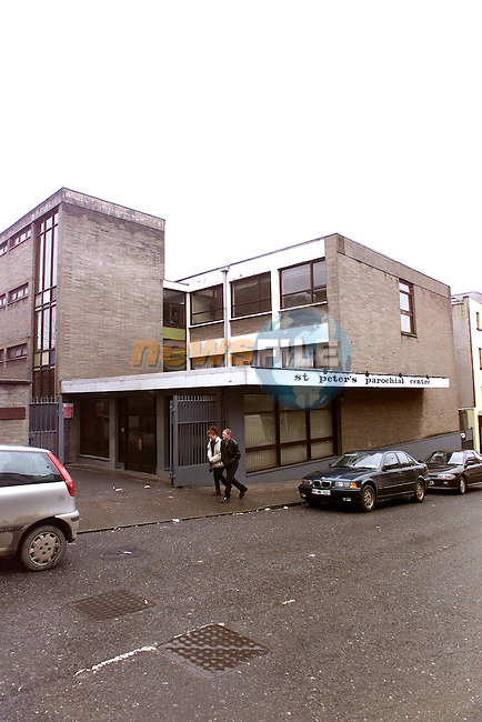 Parochial Centre, Peter Street..Picture Paul Mohan Newsfile