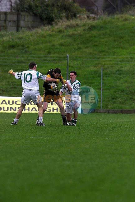 Dunshaughlin V Moorefield in Navan.Pic Fran Caffrey Newsfile.© Newsfile