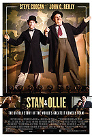 STAN &amp; OLLIE (2018)<br /> POSTER<br /> *Filmstill - Editorial Use Only*<br /> CAP/FB<br /> Image supplied by Capital Pictures