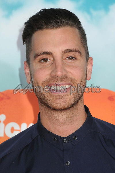 12 March 2016 - Inglewood, California - Nick Fradiani. 2016 Nickelodeon Kids' Choice Awards held at The Forum. Photo Credit: Byron Purvis/AdMedia