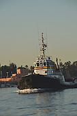 Royalty Free Stock Photo Tug Boat