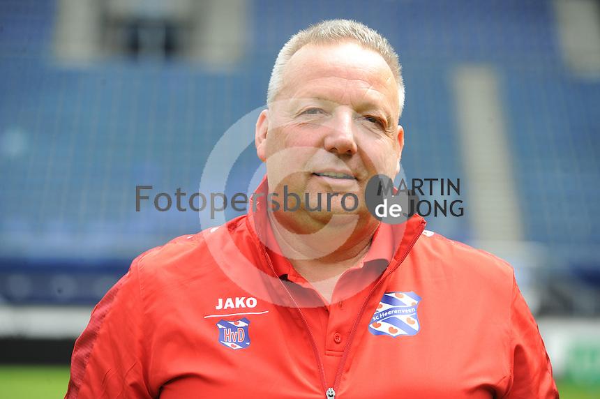 VOETBAL: HEERENVEEN: 07-07-2016, Fotopersdag SC Heerenveen, Herman van Dijk (teammanager) , ©foto Martin de Jong