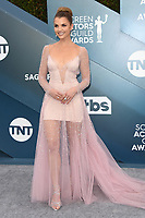 LOS ANGELES - JAN 19:  Andrea Boehlke at the 26th Screen Actors Guild Awards at the Shrine Auditorium on January 19, 2020 in Los Angeles, CA