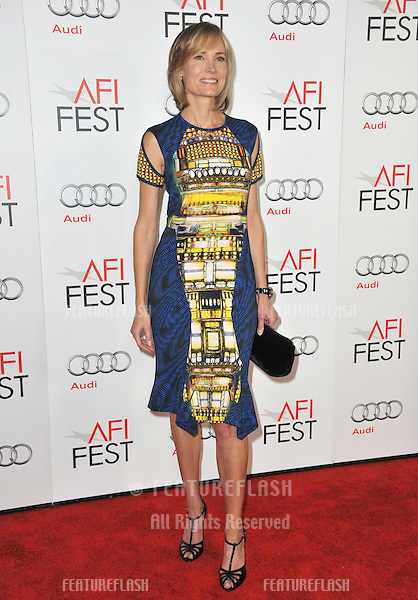 "Willow Bay at the AFI Fest premiere of ""Lincoln"" at Grauman's Chinese Theatre, Hollywood..November 8, 2012  Los Angeles, CA.Picture: Paul Smith / Featureflash"