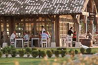 """Europe/France/Aquitaine/33/Gironde/Martillac: """"Les sources du Caudalie"""", le restaurant """" La Table du Lavoir"""""""