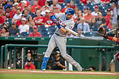 New York Mets left fielder Jeff McNeil (6) bats in the first inning against the Washington Nationals at Nationals Park in Washington, D.C. on Tuesday, September 3, 2019.<br /> Credit: Ron Sachs / CNP<br /> (RESTRICTION: NO New York or New Jersey Newspapers or newspapers within a 75 mile radius of New York City)
