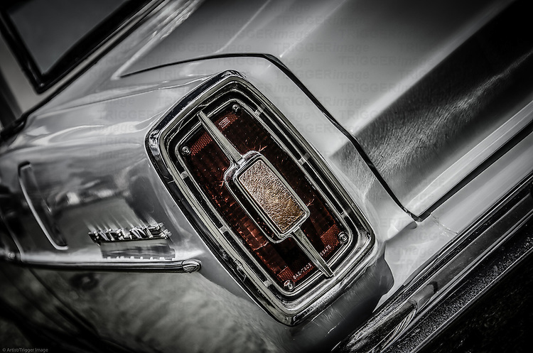 Classic American 1960's car