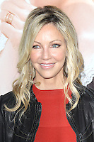 HOLLYWOOD, CA - DECEMBER 12: Heather Locklear at the 'This Is 40' film Premiere at Grauman's Chinese Theatre on December 12, 2012 in Hollywood, California. Credit: mpi20/MediaPunch Inc. /NortePhoto