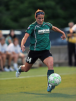 Sarah Huffman    Boston Breakers vs. MagicJack at the FAU Field  Boca Raton, FL August 17, 2011 WPS First Round Playoffs