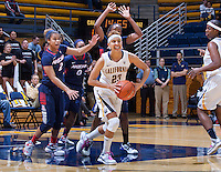 CAL Women's Basketball vs. Arizona, February 10, 2013