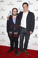 09 November 2017 - Los Angeles, California - David Shapiro, Michael A. Pruss. Starlight Studios And Refinery29 &quot;Come Swim&quot; Los Angeles Premiere. <br /> CAP/ADM/FS<br /> &copy;FS/ADM/Capital Pictures