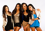 World Poker Tour Royal Flush Girls