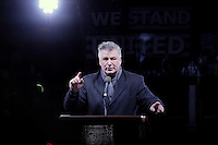 www.acepixs.com<br /> January 19, 2017  New York City<br /> <br /> Alec Baldwin speaks during a 'We Stand United' anti-Trump rally on January 19, 2017 in New York City.<br /> <br /> Credit: Kristin Callahan/ACE Pictures<br /> <br /> Tel: 646 769 0430<br /> Email: info@acepixs.com