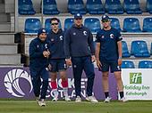 Scotland V Sri Lanka 2nd One Day International at Grange CC, Edinburgh - Craig Wallace - picture by Donald MacLeod - 21.05.19 - 07702 319 738 - clanmacleod@btinternet.com - www.donald-macleod.com