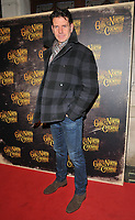 Lloyd Owen at the &quot;Girl From The North Country&quot; press night, Noel Coward Theatre, St Martin's Lane, London, England, UK, on Thursday 11 January 2018.<br /> CAP/CAN<br /> &copy;CAN/Capital Pictures