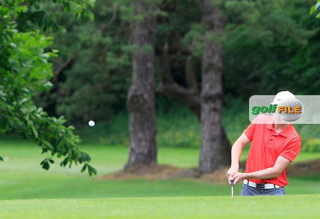 Josh Hogan (Fota Island) on the 15th during Round 1 of the 2016 Leinster Boys Amateur Open Championship at Mullingar Golf Club on Tuesday 21st June 2016.<br /> Picture:  Golffile | Thos Caffrey