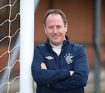 Jim Sinclair head of youth academy at Rangers