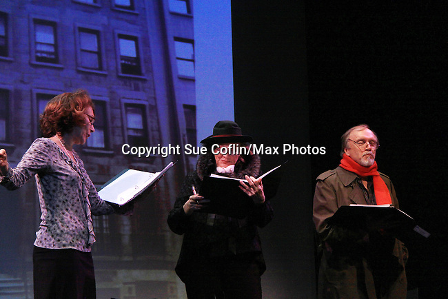"ast: Randy Graff, George Lee Andrews, Jane Summerhayes star in ""Good Girls Only"" - the Rehearsal Club Musical - on March 13, 2013 at the Professional Children's School, New York City, New York.  (Photo by Sue Coflin/Max Photos)  917-647-8403"