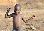 A boy in Yei, Southern Sudan. NOTE: In July 2011, Southern Sudan became the independent country of South Sudan