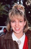 Debbie Gibson 1987 by Jonathan Green