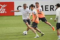 31.05.2016: Training der Deutschen Nationalmannschaft