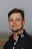 Oisin Devereux (Carton House) during Round 1 - Matchplay of the North of Ireland Championship at Royal Portrush Golf Club, Portrush, Co. Antrim on Wednesday 11th July 2018.<br /> Picture:  Thos Caffrey / Golffile