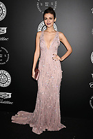 SANTA MONICA, CA - JANUARY 06: Actress Victoria Justice arrives at the The Art Of Elysium's 11th Annual Celebration - Heaven at Barker Hangar on January 6, 2018 in Santa Monica, California.<br /> CAP/ROT/TM<br /> &copy;TM/ROT/Capital Pictures