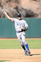 Jeff Bianchi - Surprise Rafters, 2009 Arizona Fall League.Photo by:  Bill Mitchell/Four Seam Images..