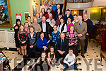 Seamus O'Donoghue from Killarney celebrated his 80th birthday surrounded by his family in the Dromhall Hotel, Killarney last Saturday night.