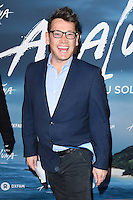 Sid Owen<br /> at the Cirque du Soleil &quot;Amaluna&quot; 1st night, Royal Albert Hall, Knightsbridge, London.<br /> <br /> <br /> &copy;Ash Knotek  D3218  12/01/2017