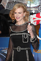 Nicole Kidman arriving for the Paddington film premiere, at Odeon Leicester Square, London. 23/11/2014 Picture by: Alexandra Glen / Featureflash