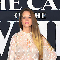 "13 February 2020 - Hollywood, California - Alexis Knapp. ""The Call of the Wild"" Twentieth Century Studios World Premiere held at El Capitan Theater. Photo Credit: Dave Safley/AdMedia"