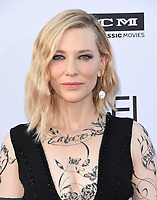 07 June 2018 - Hollywood, California - Cate Blanchett. American Film Institute' s 46th Life Achievement Award Gala Tribute to George Clooney held at Dolby Theater.  <br /> CAP/ADM/BT<br /> &copy;BT/ADM/Capital Pictures