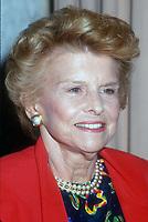 Betty Ford 1990s, Photo By Michael Ferguson/PHOTOlink