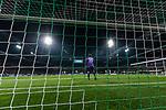 08.03.2019, Weserstadion, Bremen, GER, 1.FBL, Werder Bremen vs FC Schalke 04<br /> <br /> DFL REGULATIONS PROHIBIT ANY USE OF PHOTOGRAPHS AS IMAGE SEQUENCES AND/OR QUASI-VIDEO.<br /> <br /> im Bild / picture shows<br /> Alexander N&uuml;bel / Nuebel (FC Schalke 04 #35), aufgenommen mit remote / Hintertorkamera, <br /> <br /> Foto &copy; nordphoto / Ewert
