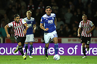 Harlee Dean of Birmingham City in action during Brentford vs Birmingham City, Sky Bet EFL Championship Football at Griffin Park on 2nd October 2018