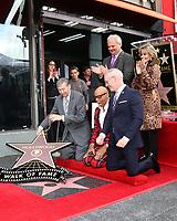 LOS ANGELES - MAR 16:  Jeff Zarrinnam, Jane Fonda, Leron Gubler, RuPaul, Leron Gubler, Mitch OFarrell at the RuPaul Star Ceremony on the Hollywood Walk of Fame on March 16, 2018 in Los Angeles, CA
