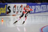 SCHAATSEN: HEERENVEEN: Thialf, World Cup, 03-12-11, 1500m B, Kaitlyn McGregor SUI, ©foto: Martin de Jong