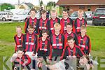 R E L A X E D :.The Ardfert.players were.well relaxed.before taking.part in the.Elevens Football.Blitz at John.Mitchels GAA.Pitch, Tralee, on.S a t u r d a y ..Team: Jimmy.Shanahan, Luke.Dalton, Paudie.Godley, Sean.Porter, Conor.Jeffers, Fionn.K a v a n a g h ,.D a r a g h.McGarthy, Paul.Dalton, Jordan.Brick, Robert.Craske, Shane.Lowth, Eoin.M c C a r t h y ,.Paudie Casey.and Thomas.Nolan.