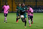 Boyacá Chicó venció como visitante 2-1 a La Equidad. Fecha 17 Liga Águila II-2016.