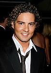 SANTA MONICA, CA. - October 15: Recording Artist David Bisbal arrives on the Red Carpet of the 2008 Spirit Of Life Award Dinner on October 15, 2008 in Santa Monica, California.