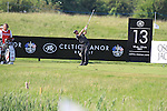 Anders Hansen teeing off the 13th on day two of the Celtic Manor wales Open 2010.Picture Fran Caffrey/Newsfile.ie