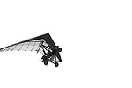 ULTRALIGHT: An extremely lightweight, single-seat aircraft with low flight speed, power, and fuel capacity, used for sport or recreation.<br /> (3)