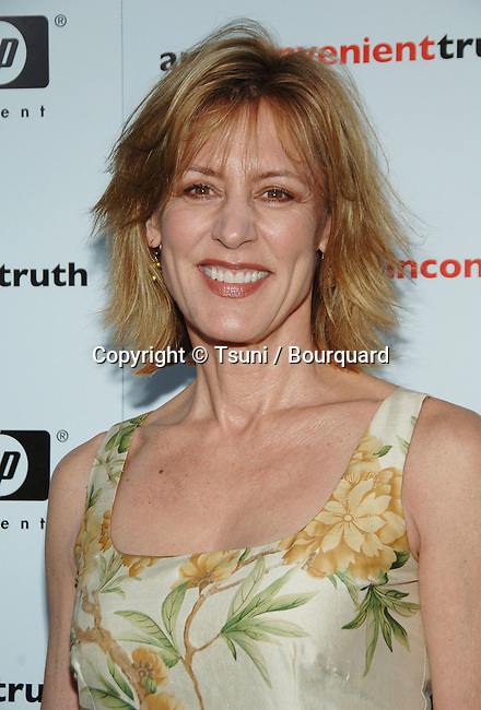 """Christine Lahti arriving at """" AN INCONVENIENT TRUTH Premiere """" at the DGA in Los Angeles. May 16, 2006."""