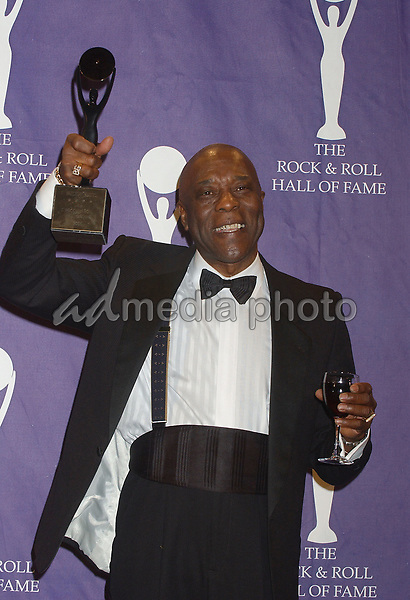 14 March 2005 - New York, New York - Buddy Guy, Inductee. 2005 Rock and Roll Hall of Fame Induction Ceremony held at the Waldorf Astoria. Photo Credit: Laura Farr/AdMedia