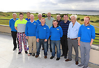 The Tubbercurry Team during the AIG Connacht Finals at Galway Bay Golf Club, Galway, Co Galway. 11/08/2017<br /> <br /> Picture: Golffile | Thos Caffrey<br /> <br /> <br /> All photo usage must carry mandatory copyright credit     (&copy; Golffile | Thos Caffrey)